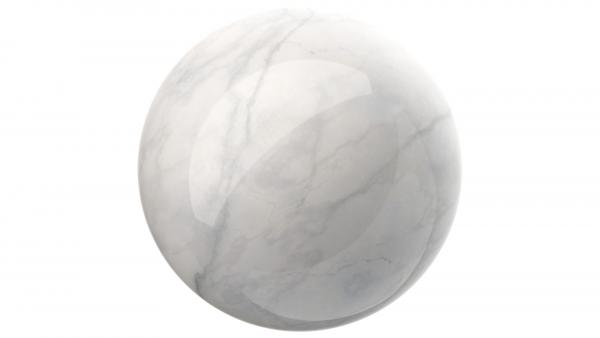 Soft white marble texture