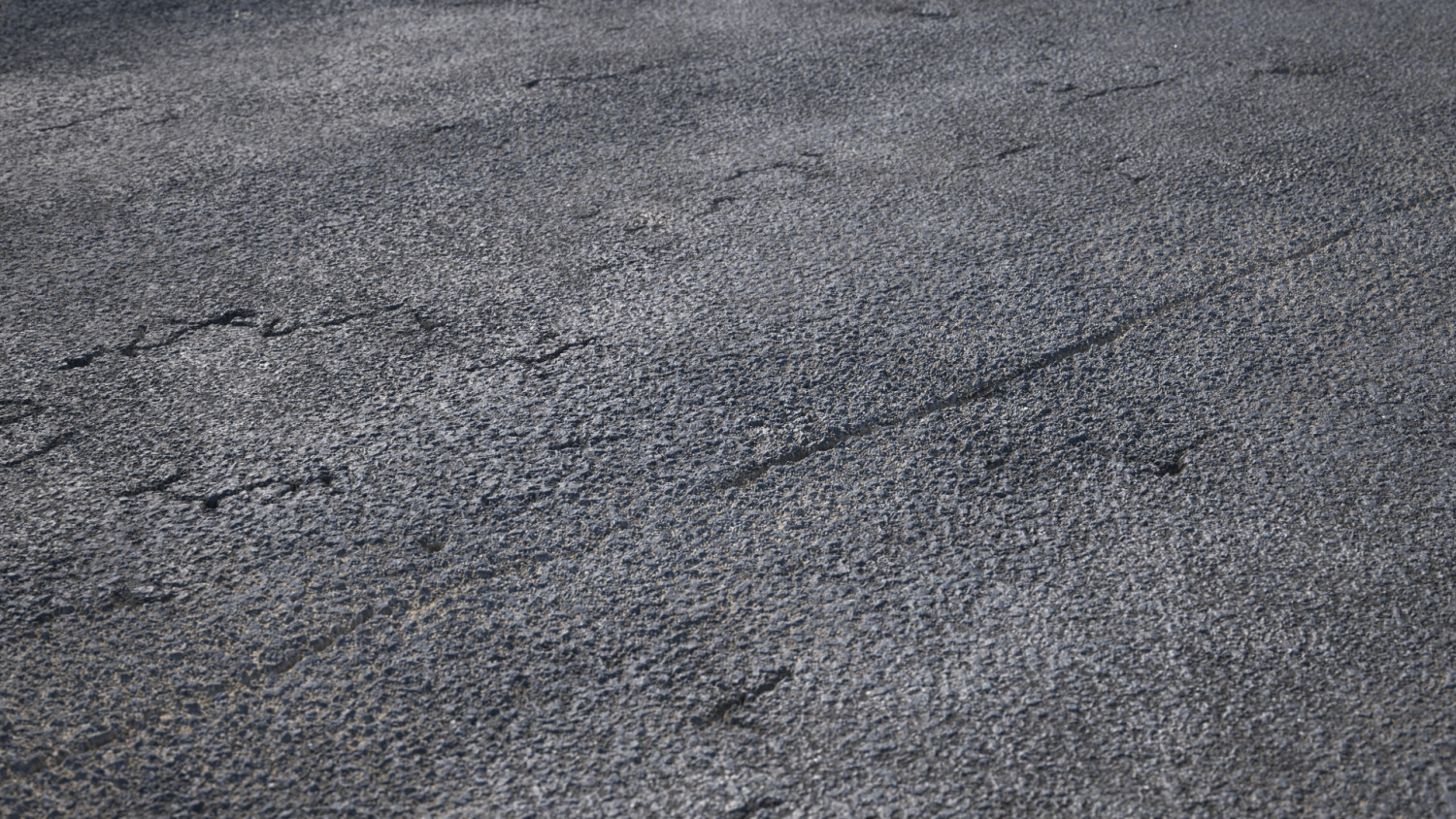 Old asphalt road texture
