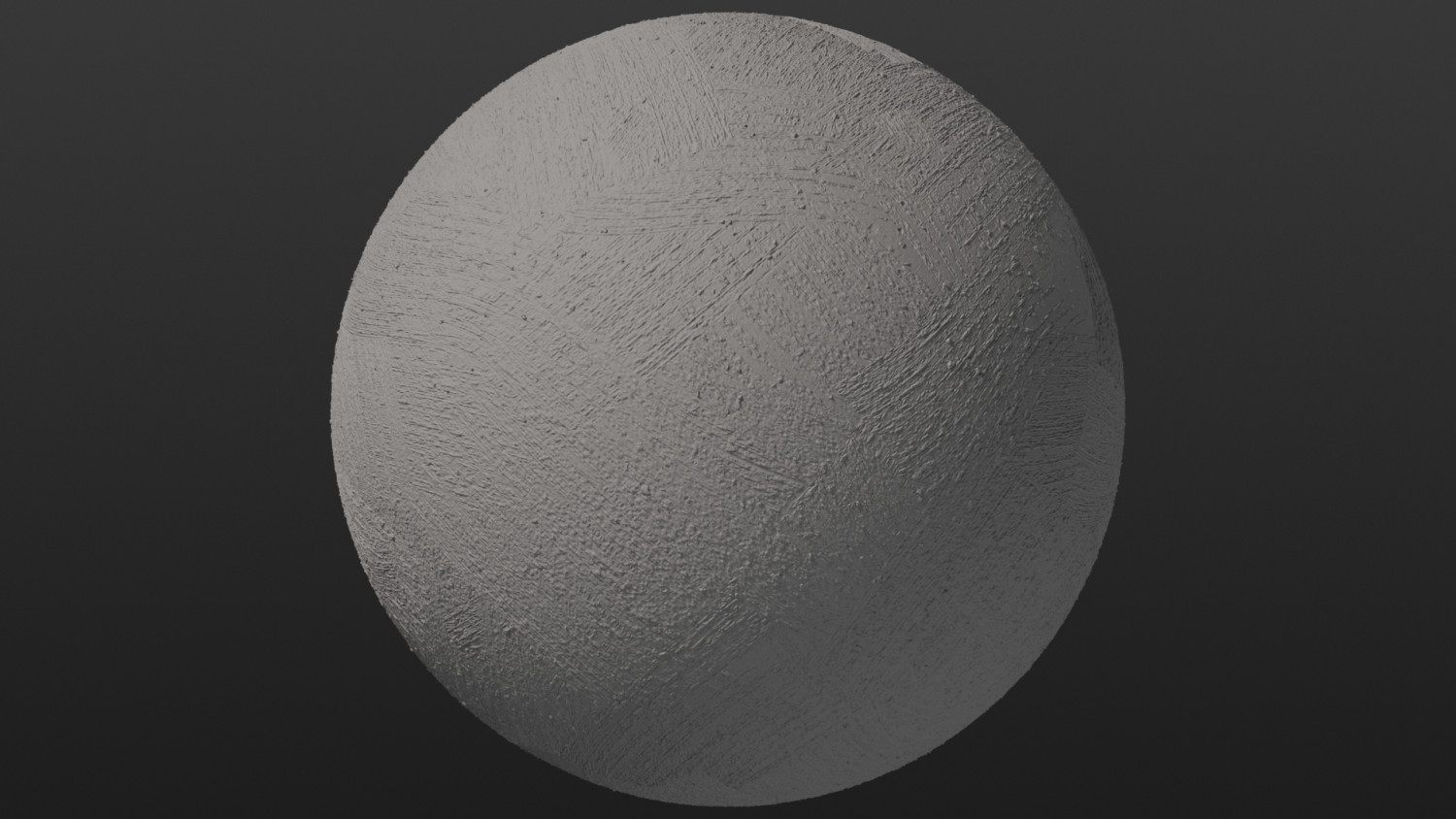 Sand brushed plaster texture