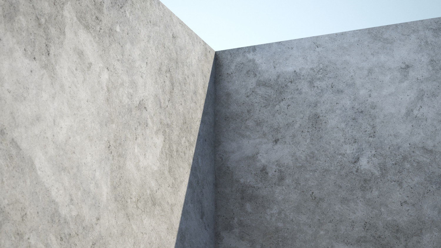 Raw cast smooth concrete texture